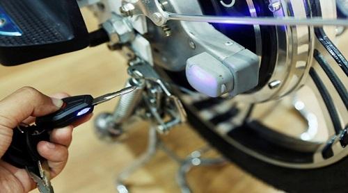 Sửa khóa xe đạp điện