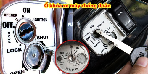 chìa khóa chống đoản