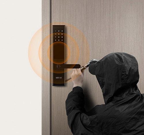 khóa điện tử có an toàn không