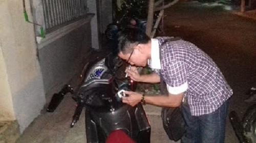 sửa khóa xe máy