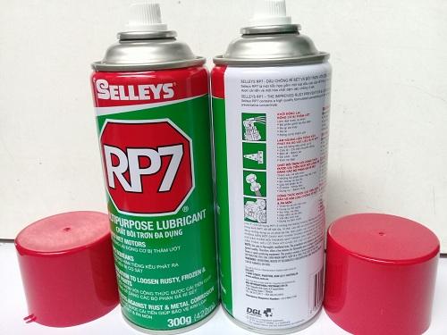 Xịt nước chống rỉ sét RP7