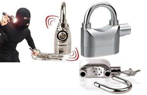 Ổ khóa cửa cổng sắt chống trộm