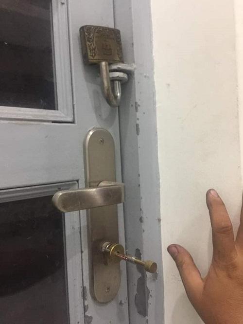 Cách lắp ổ khóa cửa sắt đơn giản tại nhà