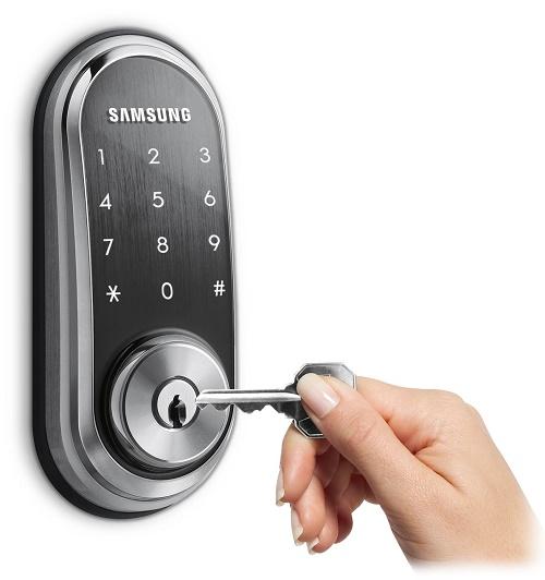 Cách cửa mã số khi không có mật mã