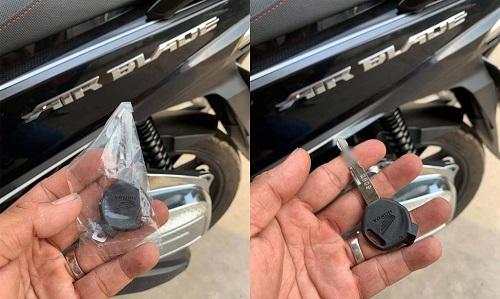 khóa từ xe máy ariblade