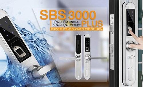 Khóa chống nước SBS3000 Plus