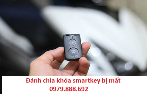 mất chìa khóa smartkey