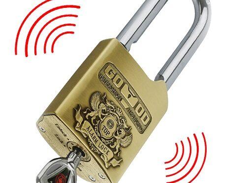 khóa chống trộm cửa