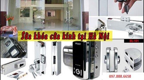 Hưng Thịnh sửa khóa cửa kính uy tín – chuyên nghiệp tại Hà Nội