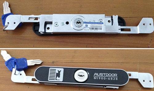 Tìm hiểu sản phẩm ổ khóa ngang cửa cuốn