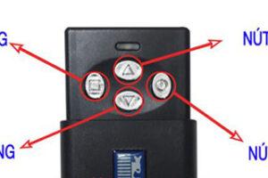 Địa chỉ sửa điều khiển cửa cuốn tại Hà Nội uy tín giá rẻ